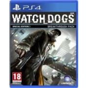 Watch Dogs D1 Editon PS4