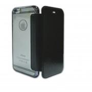 Funda Flip Cover Jyx Accesorios IPhone 6 Plus Acrigel Premium - Negro
