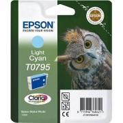 Epson Stylus Photo 1400 - ( T0795 ) Light Cyan Ink cartridge - C13T07954010