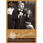 Video Delta SINATRA FRANK - THE MAN AND HIS MUSIC - DVD