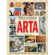 Enciclopedia elevului destept. ARTA. Pictura. Sculptura. Arhitectura. Muzica. Teatru. Cultura materiala