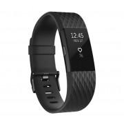 Braccialetto Fitness Fitbit Charge 2 Nero/Canna Di Fucile S