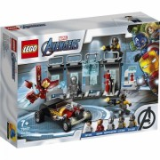 Lego Super Heroes arsenalul lui Iron Man 76167