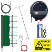 "VOSS.PET Komplettset mit Kleintier-Netz, 50m / 65cm, Elektrozaun ""PetControl"""