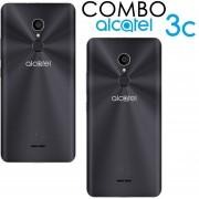 Oferta!! 2x1 Celular Alcatel 3C 5026-A 16GB - Negro