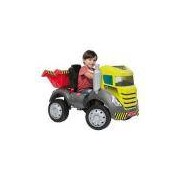 Caminhão Brutus Pedal - Bandeirante - 473