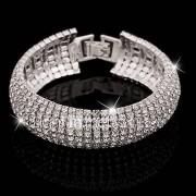 Dames Kristal Kostuum juwelen Sieraden Voor Dagelijks Causaal