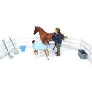 Breyer New Arrival At The Barn