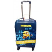 "Simba Kids Minions 21"" Inch Travelling Suitcase"