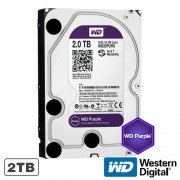 HARD DISK 2TB INTELLIPOWER 64MB WD PURPLE WESTERN DIGITAL WD20PURZ