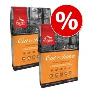 2 x 5,4 kg Orijen Cat & Kitten pienso para gatos