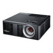 Optoma ML750e - Proyector DLP - 3D - 700 ANSI lumens - 1280 x 800 - HD 720p