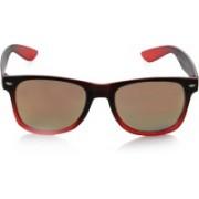 Mango People Wayfarer Sunglasses(Golden)