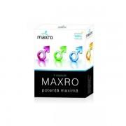 Pastile pentru potenta maxima, Maxro,4 capsule,Mad House