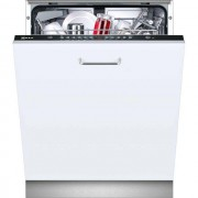NEFF N50 S513G60X0G Fully Integrated Standard Dishwasher - Black Control Panel with Fixed Door Fixing Kit - A++ Rated