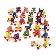 shy shy wooden digital train for kids and toodlers a quality toy for kids for learn Alphabets with train model