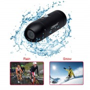 Mini Telecamera Bullet ACT30 OnBoard Alta Definizione Full HD Corpo Metallico WaterProof