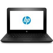 HP x360 11-ab106nb Zwart Notebook 29,5 cm (11.6'') 1366 x 768 Pixels Touchscreen 1,10 GHz Intel® Celeron® N4000