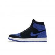 Nike Scarpa Air Jordan 1 Retro High Flyknit - Ragazzi - Blu
