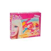 Massinha Sorveteria Divertida Barbie - Fun