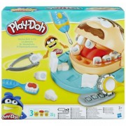 Hasbro Play-Doh Bij De Tandarts
