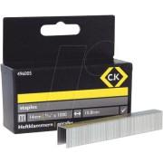 CK 496005 - Heftklammern, 14 x 10,5 mm