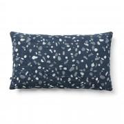 Kave Home Capa de almofada Bimba 30x50 cm, azul