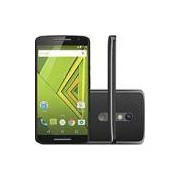 Smartphone Motorola Moto X Play Dual Chip Android 5.1 Tela 5.5 32GB 4G Câmera 21MP - Preto