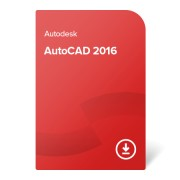 AutoCAD 2016 единичен лиценз (SLM)