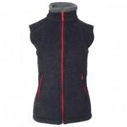Reiff - Women's Fleeceweste Vail - Gilet en laine mérinos taille S, noir