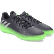 ADIDAS MESSI 16.4 TF Football turf Shoes For Men(Black)