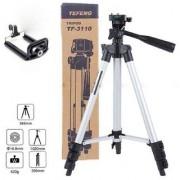 JonPrix Tripod Camera with 3D Head Quick Release Plate