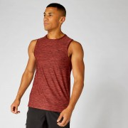 Myprotein Camiseta de Tirantes Dry-Tech Infinity - Rojo Pardo - XS