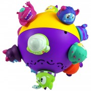 Chuckle Ball - Jucarie interactiva Minge cu activitati