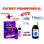 Pachet Promotional: Aroma, Baza, Flacon