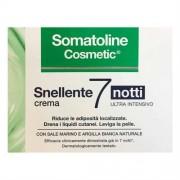 Somatoline Cosmetics Somatoline Cosmetic Linea Snellenti Gel Fresco Ultra Intensivo 7 Notti 400 Ml