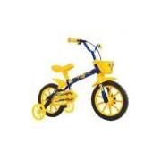 Bicicleta Infantil Aro 16 Masculina Aço Dino Track Bikes