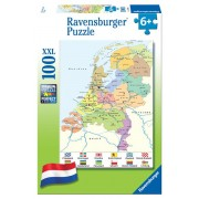 Legpuzzel Nederland XXL 100 stukjes CITO | Ravensburger