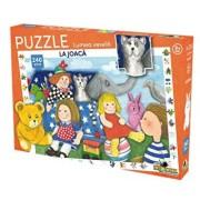 Puzzle Lumea vesela - La joaca, 240 piese