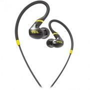 HEADPHONES, TCL Sport, Microphone, IPX4, Monza Black (ACTV100BK-EU)
