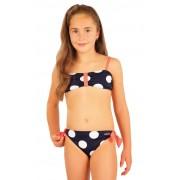 LITEX Dívčí plavky kalhotky bokové. 93554 152