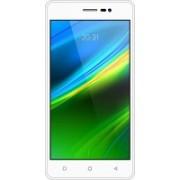 Karbonn K9 Smart (White & Gold, 8 GB)(512 MB RAM)