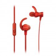 Наушники-вкладыши Sony MDR-XB510AS Red