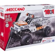 Meccano Kit Camioneta De Curse 10 In 1