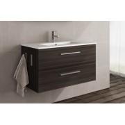 Tboss Milano 90 fürdőszobai mosdószekrény+mosdó - több színben
