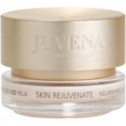 Juvena Skin Rejuvenate Nourishing crema antiarrugas contorno de ojos para todo tipo de pieles 15 ml