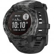 Smartwatch Instinct Solar Camo Edition GPS Graphite Gri GARMIN