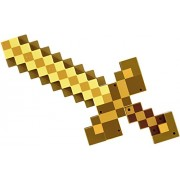 Minecraft Transforming Gold Sword/Pick Axe