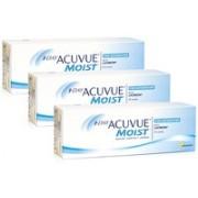 1-DAY Acuvue Moist pentru Astigmatism (90 lentile)