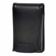 Husa piele Nikon ALM230103, Negru